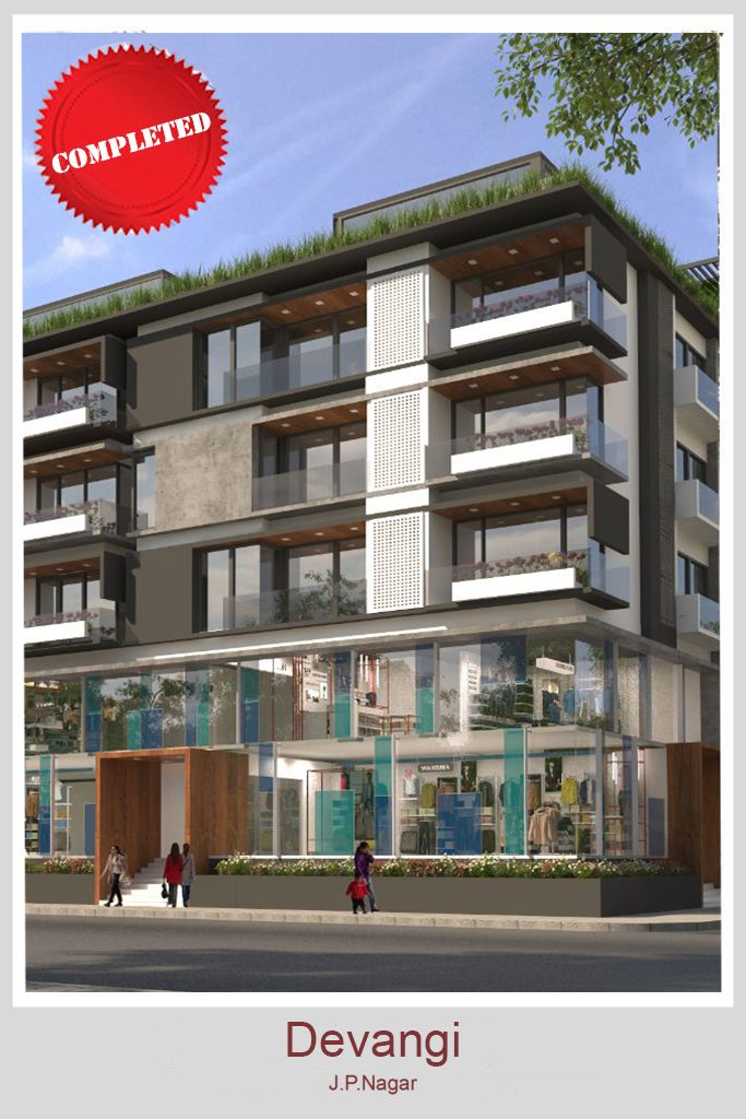 Floor - 2 BHK  <br> S.B.A - 6000 Sq.ft